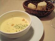 BISTROT des ARTS スープ&パン