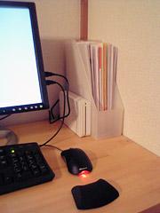 ロジテック外付けハードディスク 設置