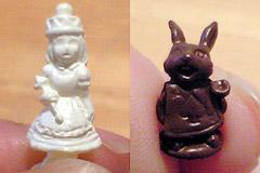 おとぎの国のお菓子 アリスのチョコレートチェス