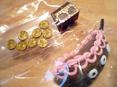 おとぎの国のお菓子 海賊船でお宝目指せ!