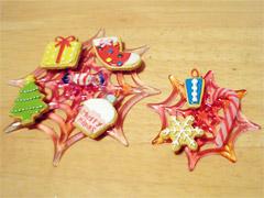 おとぎの国のお菓子 欲ばりグモのクリスマス