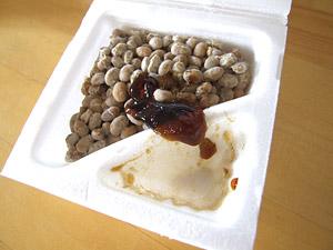 ミツカン金のつぶ「とろっ豆」の新容器