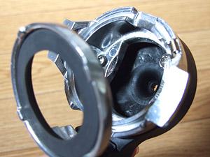 デロンギ エスプレッソ・カプチーノメーカーEC200N カフェポッド用ホルダー