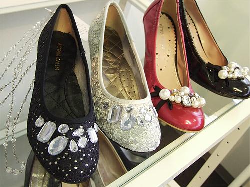 ニッセンの靴
