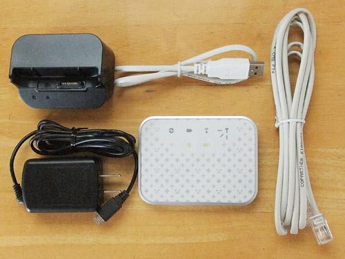 AtermWM3600R So-net限定 モモグラム