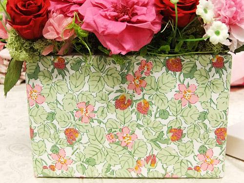 日比谷花壇 プリザーブドフラワー サマーフルーツ