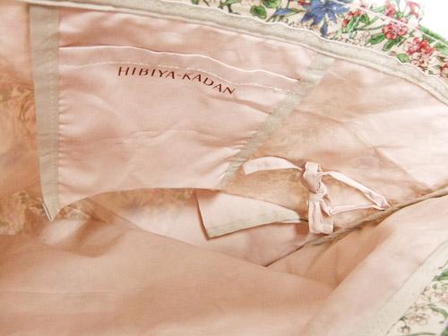 日比谷花壇 リバティプリント トートバッグ「リカルド」