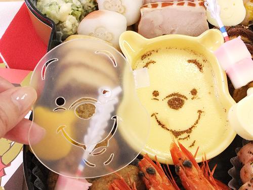 くまのプーさんおせち2014年 プーさん型陶器