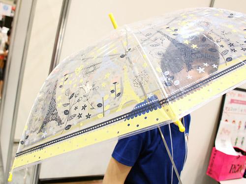 ミニラボ ビニール傘 サイズ