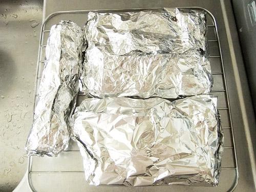 安納芋 オーブンでの食べ方3