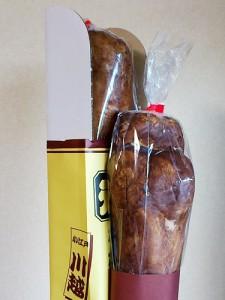 川越 松陸製菓 長いふ菓子 比較