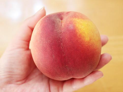 黄金桃 大きさ
