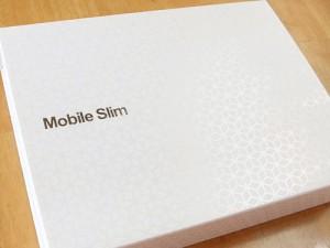 Mobile Slim 箱