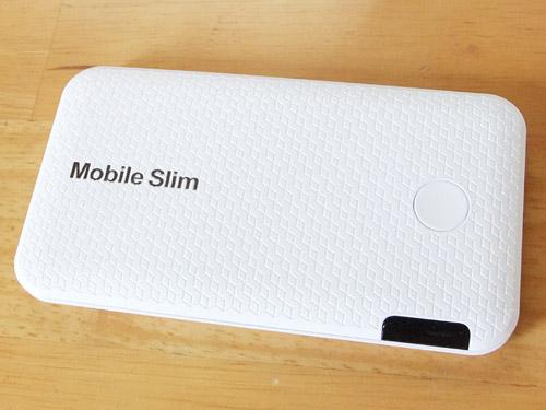 Mobile Slim 本体