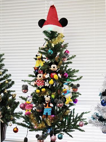 ベルメゾン ミッキーフレンズクリスマスツリー