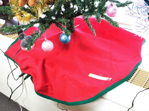 ミッキーフレンズクリスマスツリー ツリースカート