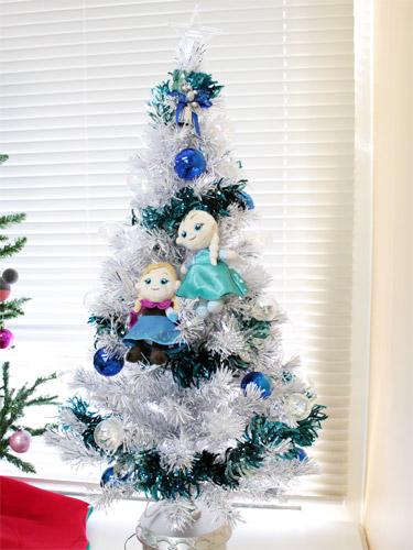 ベルメゾン アナと雪の女王 クリスマスツリー
