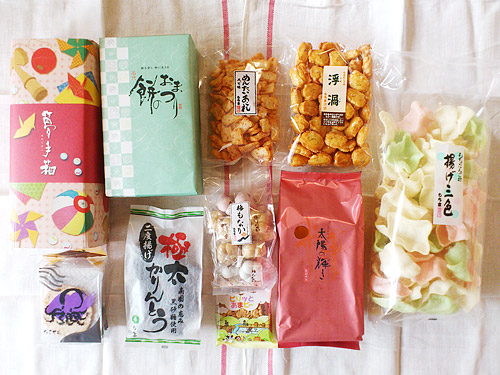 もち吉福袋2015 2,000円 中身