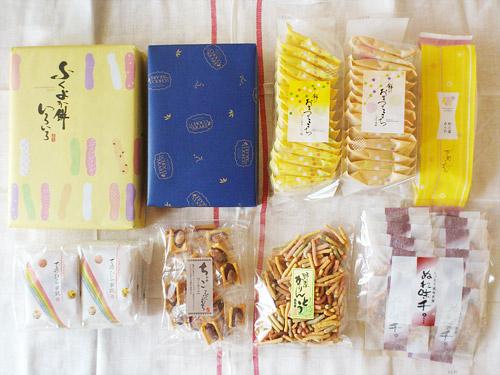 もち吉福袋2015 3,000円 中身