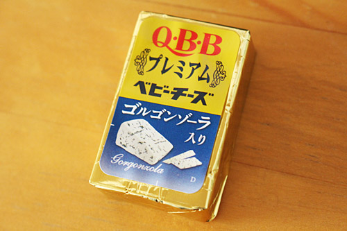Q・B・B プレミアムベビーチーズ ゴルゴンゾーラ入り 個包装