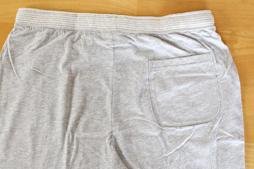 ユニクロ リラコ スーピマコットン ポケット