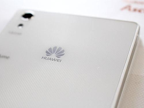 Huawei Ascend P7 質感
