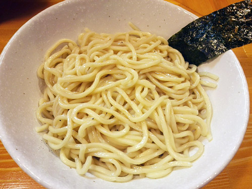蕨『麺屋 永太』塩油そば