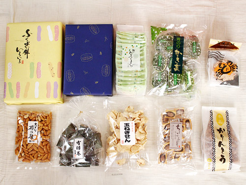 もち吉福袋2016 赤3,000円 中身