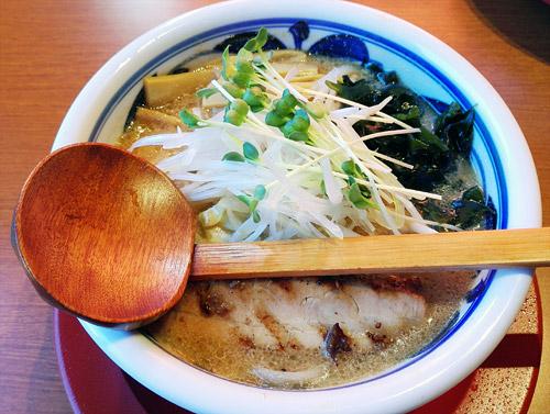 『満開屋 芝東店(川口伊刈)』 海老味噌麺