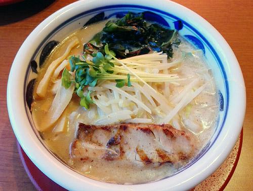 『満開屋 芝東店(川口伊刈)』 満開味噌麺