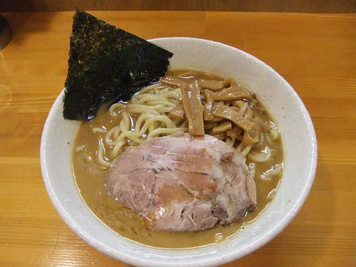 蕨『麺屋 永太』2周年記念 特製海老蟹スープラーメン