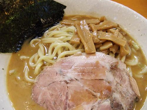 蕨『麺屋 永太』2周年記念 特製海老蟹スープラーメン アップ