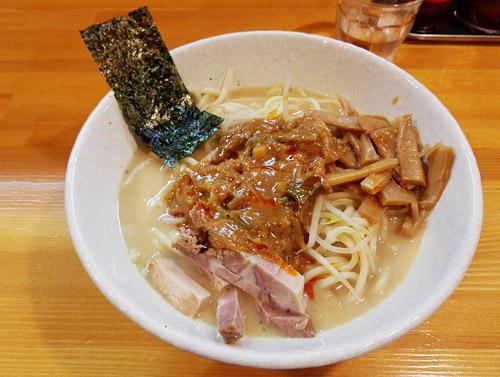 蕨『麺屋 永太』 あんかけ味噌ラーメン